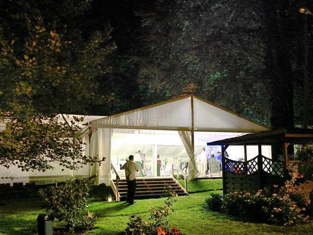 Hale namiotowe na wesela